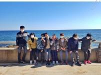♥ 동해안 해안도로 7조 드라이브 캠프 ♥